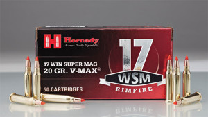 Hornady Announces 17WSM Ammo for 2015