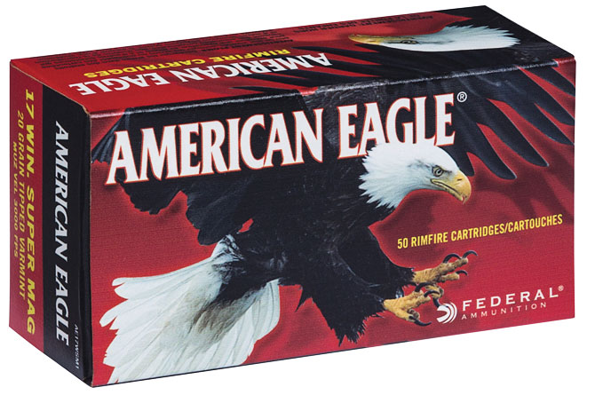 American Eagle 17WSM Ammo Now Shipping