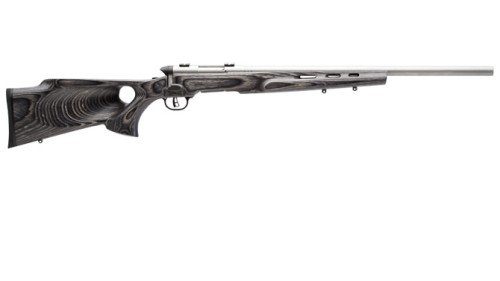Savage BMAG Target Rifle with Laminate Thumbhole Stock