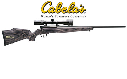 Cabela's Adds New XP Lady Hunter BMAG to 17WSM Line of Rifles