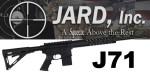 Jard Inc Announces their New J71 – 17WSM AR15 Rifle